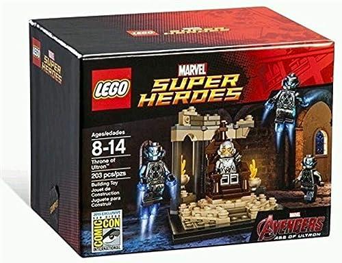 Seleccione de las marcas más nuevas como LEGO sdcc 2015Exclusive 2015Exclusive 2015Exclusive Throne of Ultron Marvel Avengers   6590by  alta calidad