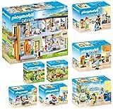 Playmobil City Life Ospidale Set composé de: 70190 70192 70193 70194 70195 70196 70197 70198