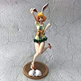 LJXGZY Knmbmg One Piece: Zanahoria/Kyarotto (Edición Limitada) 25 CM Figura de PVC Anime Pretty Girl...