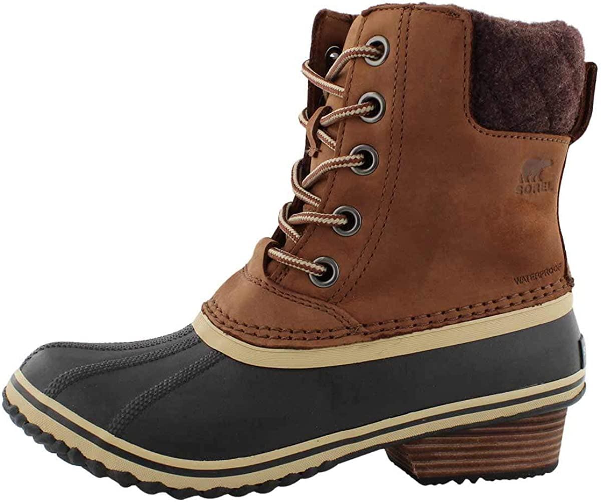 Sorel - Women's Slimpack Raleigh Year-end gift Mall Lace Insulated Waterproof II Boot