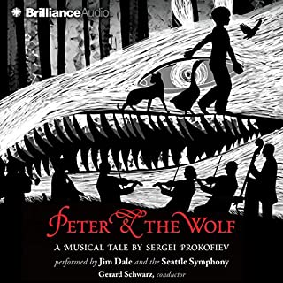 Peter and the Wolf cover art