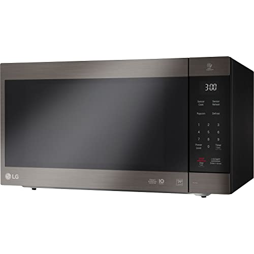 Ft. NeoChef Countertop Microwave In Black Stainless Steel   LMC2075BD