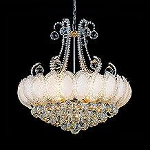 LED Luxe Geplateerd Crystal Kroonluchter Creatief Ontwerp Moderne Woonkamer Slaapkamer Eetkamer Decoratieve kroonluchter (...