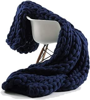 Best oversized yarn blanket Reviews