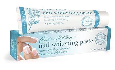 Cuccio 1.75-ounce Nail Whitening Paste