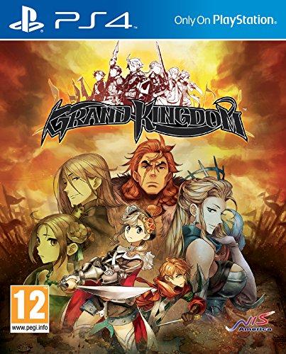 Grand Kingdom - Standard Edition (PS4) (New)