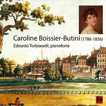 Caroline Boissier-Butini: Oeuvres pour pianoforte (Works for Pianoforte)