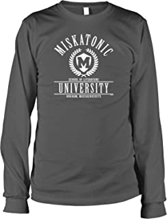 Miskatonic University, Arkham, MA Men's Long Sleeve Shirt