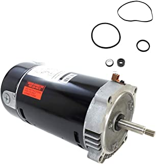 Puri Tech Replacement Motor Kit for Hayward Super II 1.5HP SP3015EEAZ AO Smith ST1152 w/GO-KIT-2 Single Speed, 115/208-230 Volts, 56J Frame, 3450 RPM, 60 HZ
