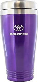 Au-Tomotive Gold, INC. Travel Mug 150 for Toyota 4Runner (Purple)