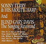 Sonny Terry & His Mouth Harp &