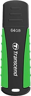 Transcend 64GB JetFlash 810 USB 3.0 Flash Drive (TS64GJF810) black