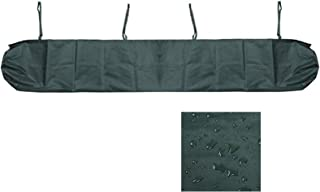Patio Awning Canopy Shelter Protective, Garden Patio Replacement Awning Cover Sun Shade Shelter Weather Cover Outdoor Pati...