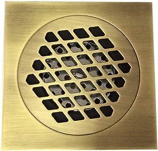 Paquete de 4 Tap/ón de Pelo Protector de Drenaje Colador de Fregadero de Goma Universal para Ba/ño Azul KSell Colector de Pelo Cubierta de Drenaje de Ducha Cocina Y Ba/ñera