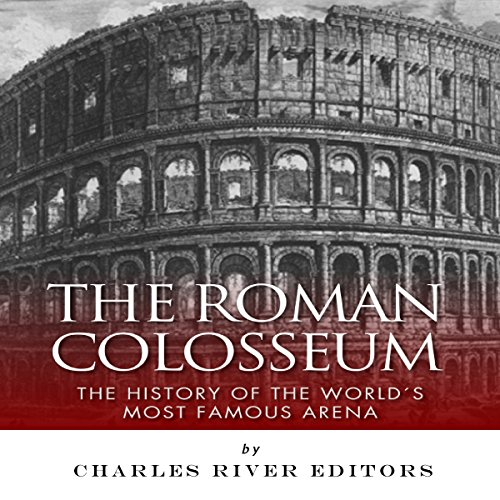 The Roman Colosseum  By  cover art
