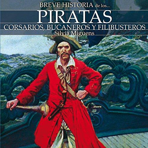 Breve historia de los piratas audiobook cover art