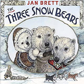 The Three Snow Bears cover art