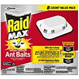 Best Indoor Ant Killers - Raid Max double control ant baits, 0.28 oz Review