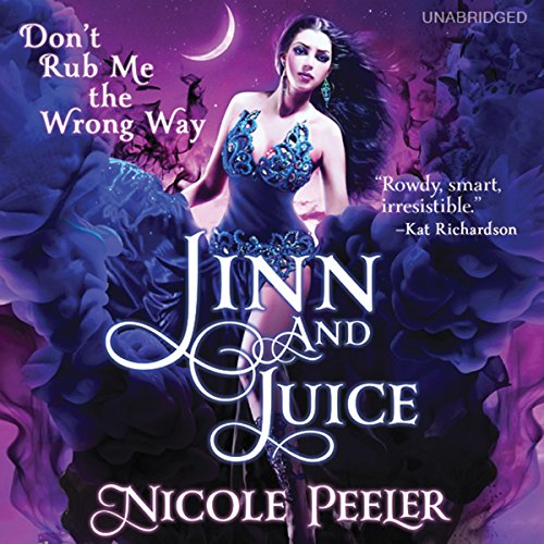 Jinn and Juice audiobook cover art