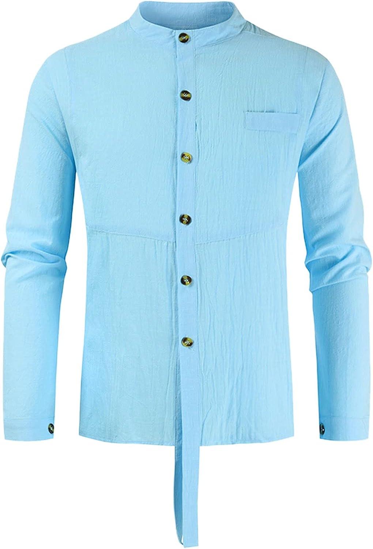 XVSSAA Men's trend rank Slim-Fit Long-Sleeve Standard Fit Slim Shirt Max 78% OFF