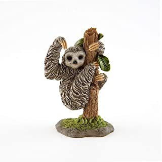 Topland Trading Top Collection Sloth on Tree 4632