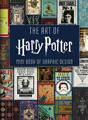 The Mini Art of Harry Potter: Mini Book of Graphic Design