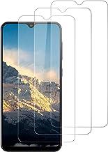 DOSNTO Protector de Pantalla para Samsung Galaxy A30s Cristal Templado, [3 Pack] [9H Dureza] [Sin Burbujas] [Alta Definicion] [Resistente a Arañazos] Vidrio Templado Screen Protector para Galaxy A30s