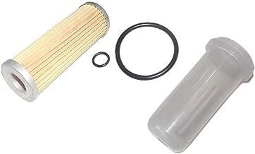 New Kubota Fuel Filter with O-ring & BOWL B6000 B6100 B5100 B7100 B7300