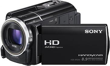 Suchergebnis Auf Für Sony Hdr Xr 260 Ve Camcorder