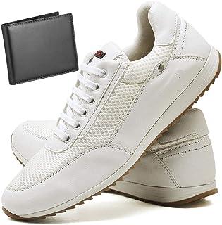 Sapatênis Sapato Casual Com Carteira Masculino JUILLI R1100DB