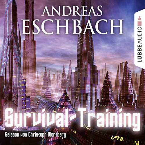 Survival-Training audiobook cover art