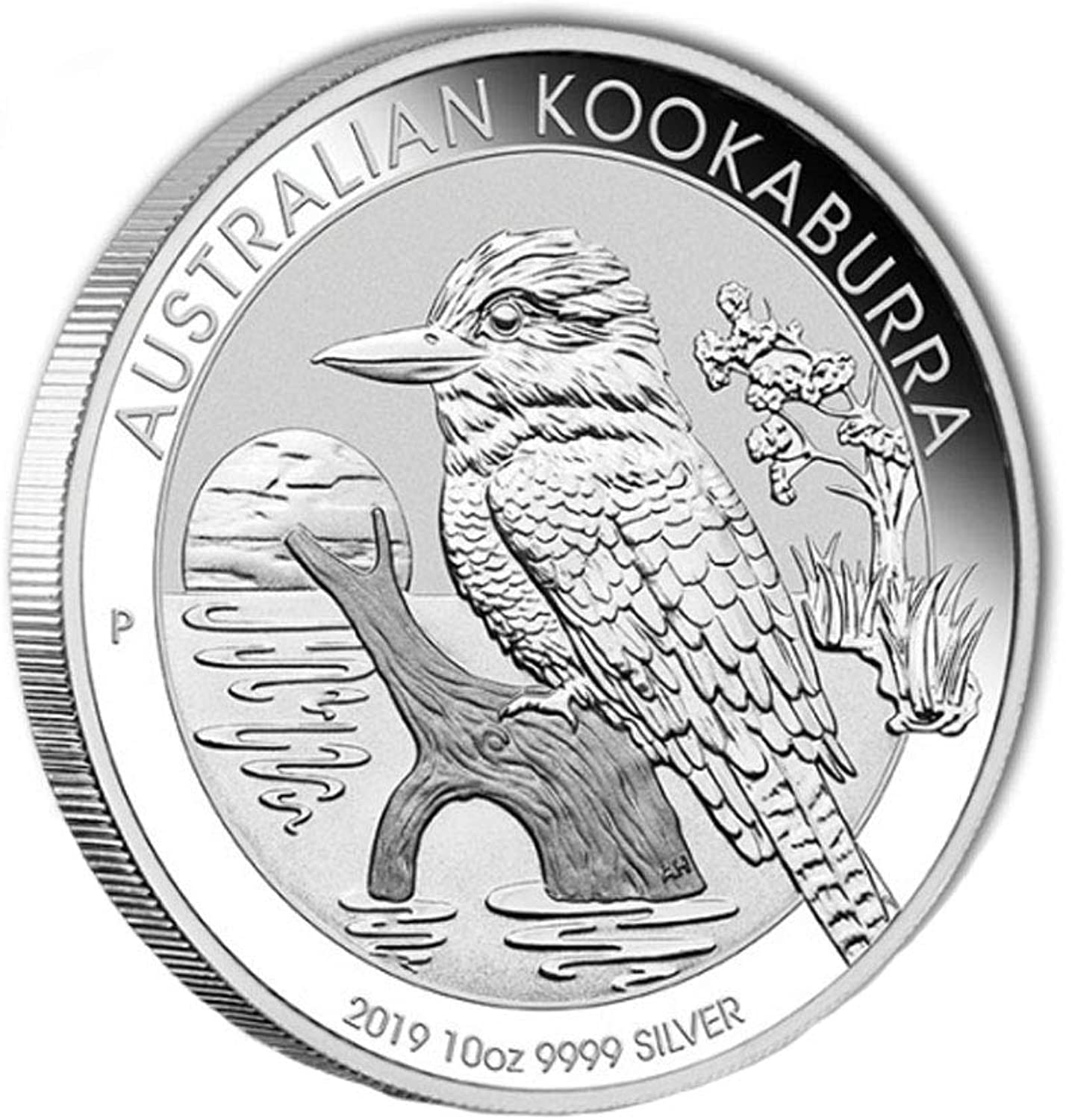 The Perth Mint Australien Kookaburra 10 oz Silbermünze 2019