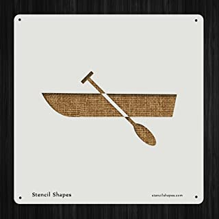 Best row boat stencil Reviews