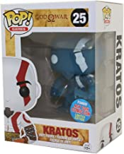 Funko God of War Funko POP! Games Kratos Exclusive Vinyl Figure #25 [Blue, Glow-in-the-Dark]