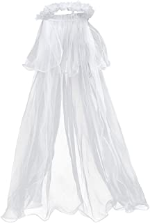 23541e07cd Amazon.in: Bridal Veils: Clothing & Accessories