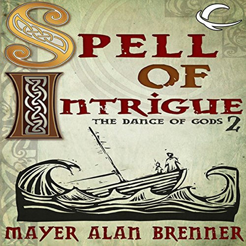 Spell of Intrigue audiobook cover art