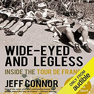 Wide-Eyed and Legless cover art