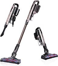 Cordless Vacuum Cleaner, Stick Vacuum Cleaner, 18Kpa Powerful Suction Lightweight..