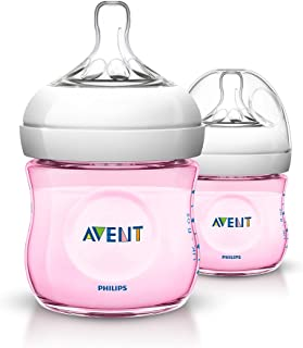 Philips Avent Biber?n Natural 125ml Transl?cido SCF691/27
