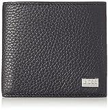BOSS Men's Wallet, Black, 2x9.5x11 centimeters (B x H x T)