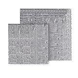 Qooltek 2 Pezzi Autoadesivo Cotone Isolante per stampante 3D, 300x300mm, tappetino in Pellicola di Schiuma, Autoadesivo, Schiuma Riscaldata, Impermeabile, Sostituzione per Ender 3 Pro / 5 Pro/CR 10