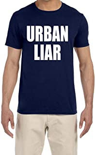 Navy Urban Liar T-Shirt