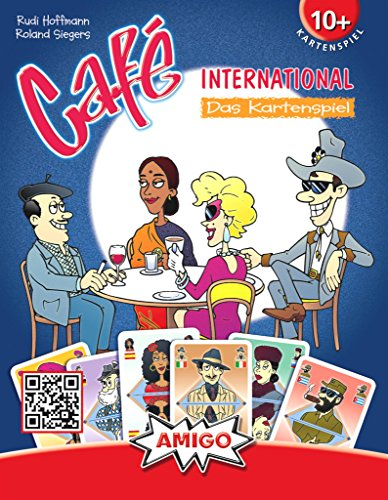 Amigo Spiele 1920 - Cafe International Kartenspiel