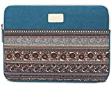 13.3 Inch Laptop Sleeve, BLOOMSTAR 13 Inch Bohemian Canvas Protective Notebook Bag Computer