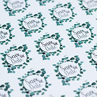 Best save the date stickers uk Reviews