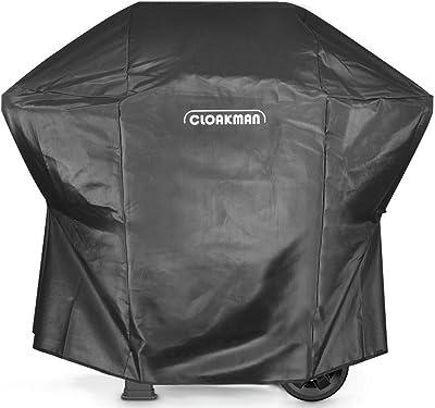 Amazon Com Classic Accessories 56 278 041001 Ec Stormpro Waterproof 64 Inch Bbq Grill Cover Dark Gray Large Garden Outdoor