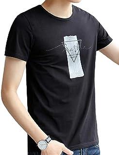 [ Smaids x Smile (スマイズ スマイル) ] Tシャツ 半袖 無地 トップス 綿 涼 おしゃれ 通勤 通学 カジュアル メンズ