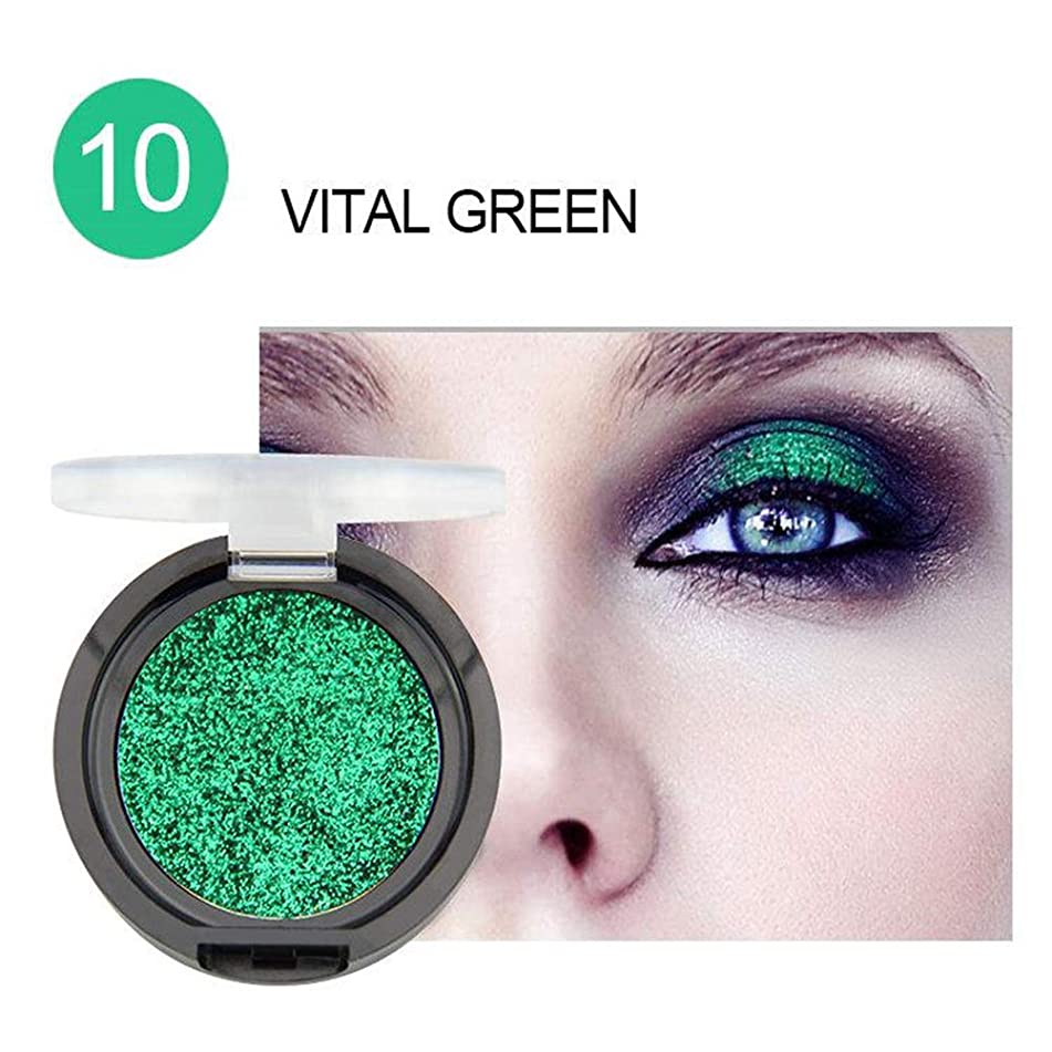 SAKLL 1Pc Face Body Glitter Shimmer Powder Makeup 12 Colors Shimmer Gold Silver Gel Hair Eyes Lips Paint Cosmetic Set For Party AA0384