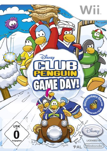 Club Penguin - Game Day! [Importación alemana]
