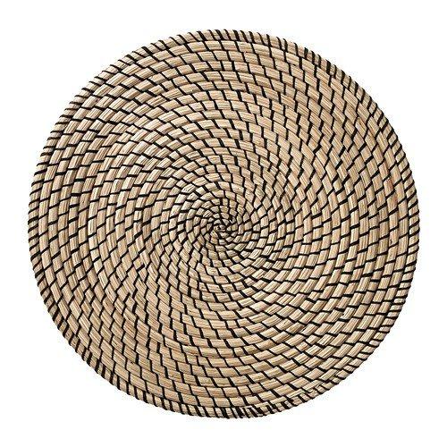 IKEA LÄTTAD Tischset aus Seegras; (37cm)